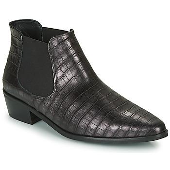 鞋子 女士 短筒靴 Fericelli NANARUM 黑色 / 银灰色