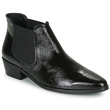 鞋子 女士 短筒靴 Fericelli NANARUM 黑色
