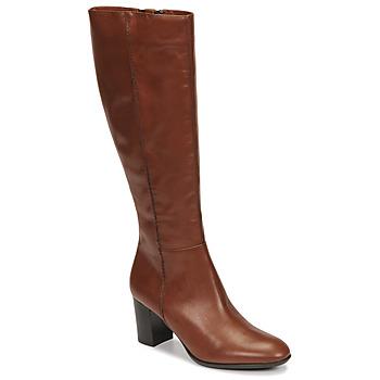 鞋子 女士 都市靴 Fericelli NAVAROIS 驼色