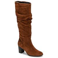 鞋子 女士 都市靴 Fericelli NEIGNET 驼色