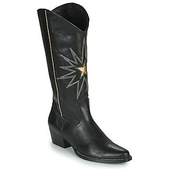 鞋子 女士 都市靴 Fericelli NISCOME 黑色 / 金色