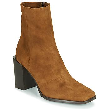 鞋子 女士 短靴 Fericelli NRETZEL 驼色