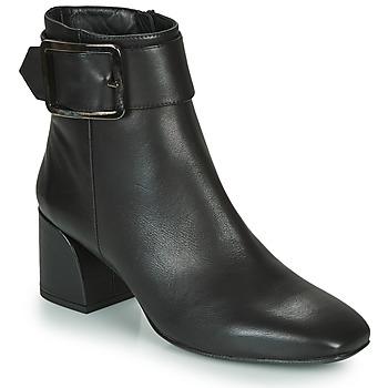 鞋子 女士 短靴 Fericelli NUCHE 黑色