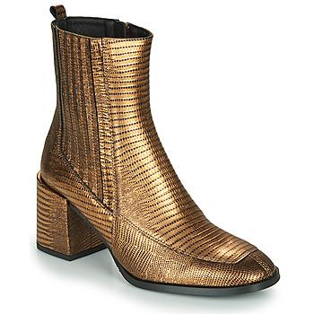 鞋子 女士 短靴 Fericelli NAKE 金色