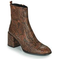 鞋子 女士 短靴 Fericelli NAKE 黑色 / 棕色