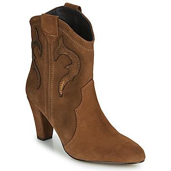 鞋子 女士 短靴 Fericelli NARLOTTE 驼色 / 金色
