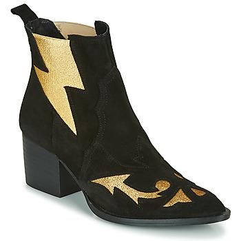 鞋子 女士 短靴 Fericelli NAUSSON 黑色 / 金色