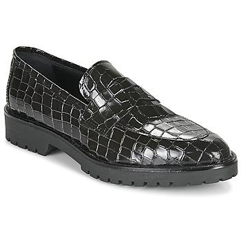鞋子 女士 皮便鞋 Fericelli NORNUELLE 黑色