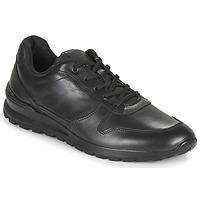 鞋子 男士 球鞋基本款 Casual Attitude NOUCHE 黑色