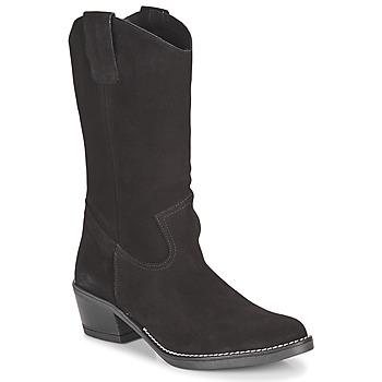 鞋子 女士 都市靴 Casual Attitude NESCARGO 黑色