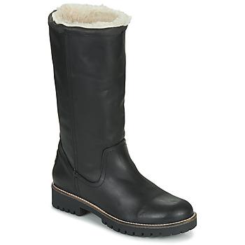 鞋子 女士 都市靴 Casual Attitude NESCAGO 黑色