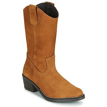 鞋子 女士 都市靴 Casual Attitude NESCARGO 驼色