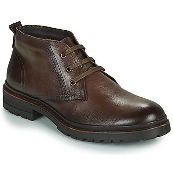 鞋子 男士 短筒靴 Casual Attitude NENDAME 棕色