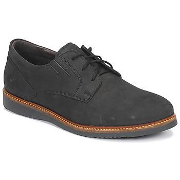 鞋子 男士 德比 Casual Attitude NOCCINEL 黑色