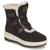鞋子 女士 短筒靴 Casual Attitude NAREIGNE 黑色