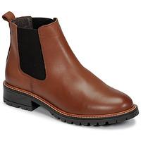 鞋子 女士 短筒靴 Casual Attitude NRIQUET 驼色