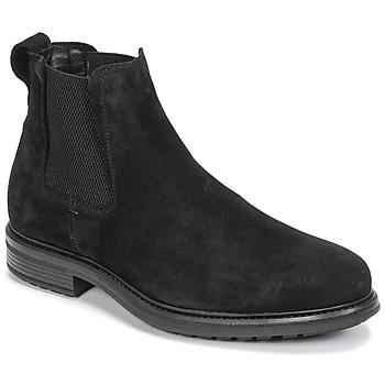 鞋子 男士 短筒靴 Casual Attitude NONILLE 黑色