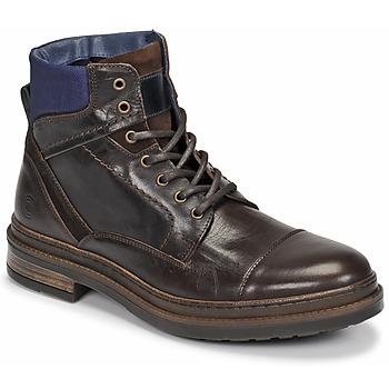 鞋子 男士 短筒靴 Casual Attitude NYSOPE 棕色