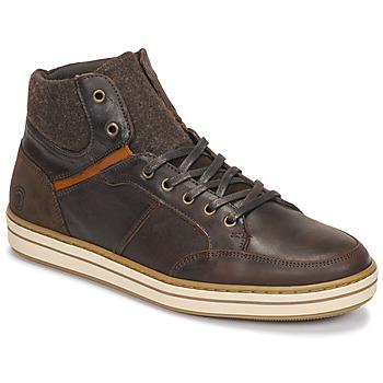 鞋子 男士 高帮鞋 Casual Attitude NOURDON 棕色