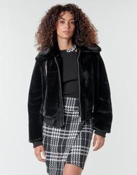 衣服 女士 夹克 Guess MIRIAM 黑色