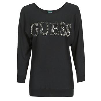 衣服 女士 羊毛衫 Guess TABITHA 黑色