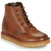 鞋子 儿童 短筒靴 Citrouille et Compagnie HATINE 棕色