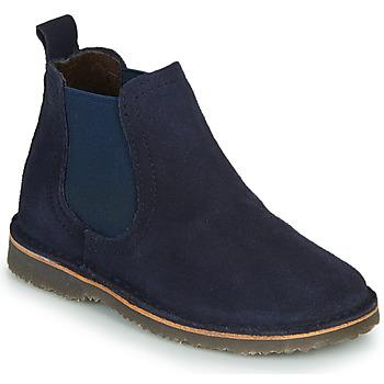 鞋子 儿童 短筒靴 Citrouille et Compagnie HOVETTE 海蓝色