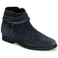 鞋子 女孩 短筒靴 Citrouille et Compagnie NIVOLET 海蓝色