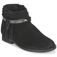 鞋子 女孩 短筒靴 Citrouille et Compagnie NIVOLET 黑色
