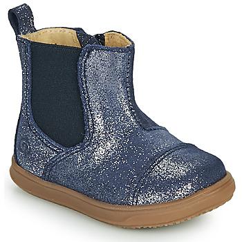 鞋子 女孩 短筒靴 Citrouille et Compagnie FEPOL 海蓝色