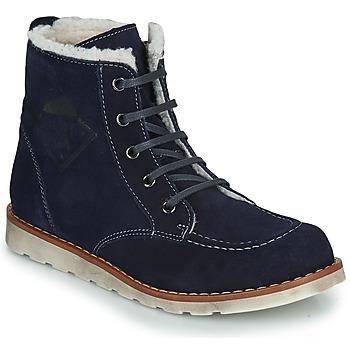 鞋子 男孩 短筒靴 Citrouille et Compagnie LISITON 海蓝色