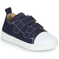 鞋子 男孩 球鞋基本款 Citrouille et Compagnie NADIR 海蓝色