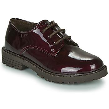 鞋子 女孩 德比 Citrouille et Compagnie NALIME 波尔多红