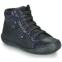 鞋子 女孩 高帮鞋 Citrouille et Compagnie NASTO 海蓝色