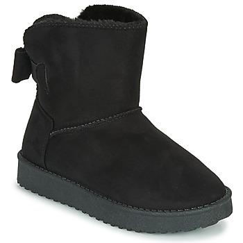 鞋子 女孩 短筒靴 Citrouille et Compagnie NOCHO 黑色
