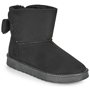 鞋子 女士 短筒靴 Moony Mood NOWER 黑色