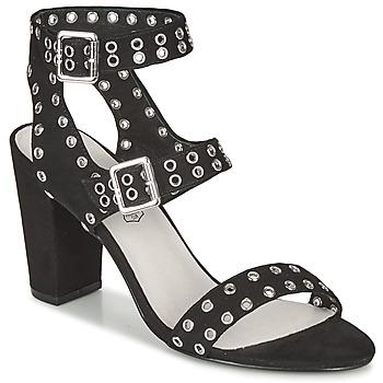 鞋子 女士 凉鞋 Les P'tites Bombes GLAILEUL 黑色