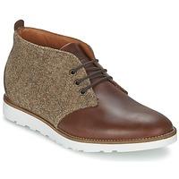 鞋子 男士 短筒靴 Wesc DESERT BOOT 棕色
