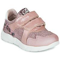 鞋子 女孩 球鞋基本款 Pablosky 285279 玫瑰色