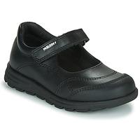 鞋子 女孩 平底鞋 Pablosky 334210 黑色