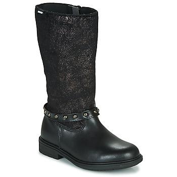 鞋子 女孩 都市靴 Pablosky 488012 黑色