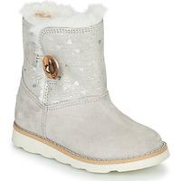 鞋子 女孩 短筒靴 Pablosky 491506 灰色
