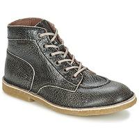 鞋子 女士 短筒靴 Kickers KICKLEGEND 黑色 / 明亮