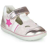 鞋子 女孩 涼鞋 Primigi  玫瑰色