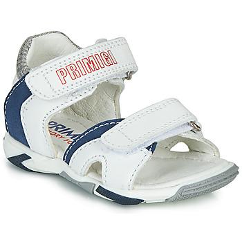鞋子 男孩 凉鞋 Primigi  白色