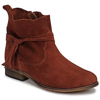 鞋子 女士 短筒靴 Betty London NENESS 砖红色