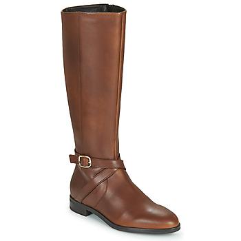 鞋子 女士 都市靴 Betty London NILOU 驼色