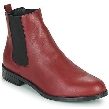 鞋子 女士 短筒靴 Betty London NIDOLE 红色
