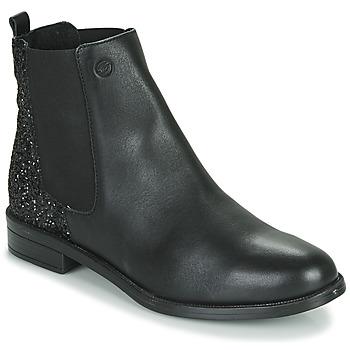 鞋子 女士 短筒靴 Betty London NIDOLE 黑色
