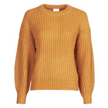 衣服 女士 羊毛衫 Vila VISUBA 橙色